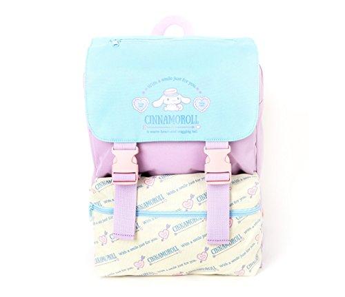 Cinnamoroll Flap Backpack: Fulla Fun by SANRIO