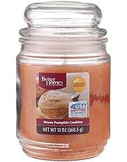 برطمان شمع معطر برائحة كوكيز اليقطين من بيتر هومز اند جاردنز - 368 جرام