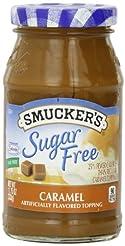 Smucker's  Sugar Free Caramel Flavored T...