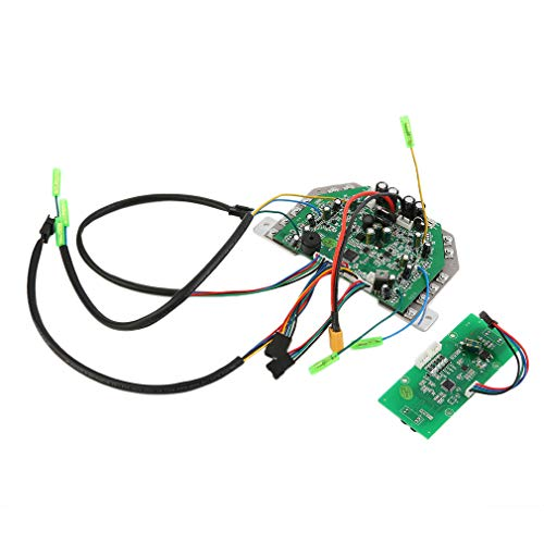 Foreverharbor 13x8x2cm Mainboard Assembly Control Board for Self-banlance Car for KS01 Composite Material Light Weight Portable