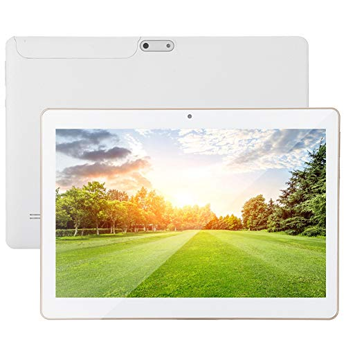 Bewinner 10in HD Tablet PC Ultra Slim 2 in 1 Laptop Touch Screen Tablet for Android, 1280 * 800 Display Resolution…