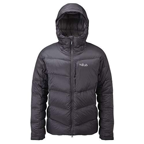 RAB Positron Pro Jacket - Men's Graphene/Zinc, XL