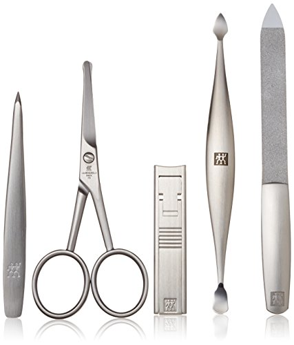 Zwilling J.A. Henckels 5-Piece Grooming Set by ZWILLING J.A. Henckels