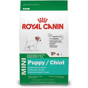 Royal Canin Mini Puppy Dry Dog Food, 13 lb bag
