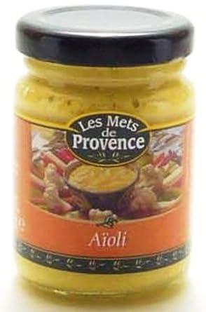 Les Mets de Provence - Salsa alioli Les Mets de Provence: Amazon.es: Alimentación y bebidas