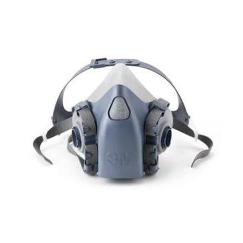 (3M(TM 7500 Series Half Mask,)