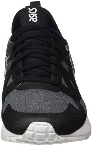 Baskets Gris Gris Adulte Mixte Lyte Black NS Carbon Basses V Gel Asics q4wBxA4