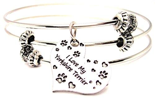 Yorkshire Terrier Bracelets - 8