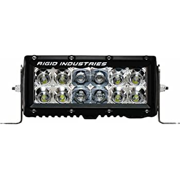 Amazon rigid industries 106312 e series 6 combo spotled flood rigid industries 106312 e series 6 combo spotled flood light bar aloadofball Image collections