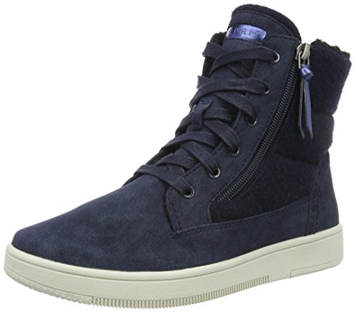 Bootie Navy Top 400 Sneakers Navy400 Women's Desire Blue ESPRIT Hi T4qSx5Sw