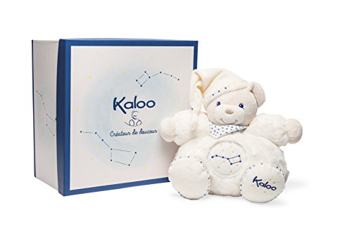 Kaloo Petite Etoile Chubby Bear Fur - Medium Baby Comforter
