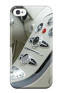 Cody Elizabeth Weaver Iphone 4/4s Hybrid Tpu Case Cover Silicon Bumper Vehicles Car