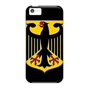 AJT5651wzgA Cases Skin Protector For Iphone 6 plus (5.5) German Eagle With Nice Appearance