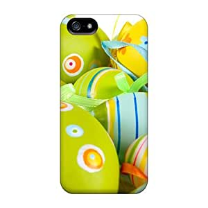 New JkdeyTD7497lnnkY Holidays Easter Easter Traditions Skin Case Cover Shatterproof Case For Iphone 5/5s