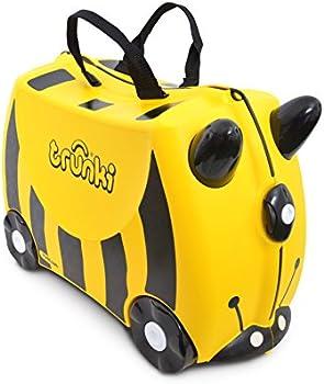 Trunki Original Kids Ride-On Suitcase & Carry-On Luggage