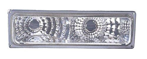 Depo 332-1612PXUS6 Chrome Diamond Park Signal Lamp