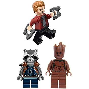 LEGO Avengers Infinity War #76102 ROCKET RACCOON Minifigure