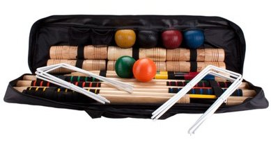 Baden 25 Piece Champions Series Croquet Set
