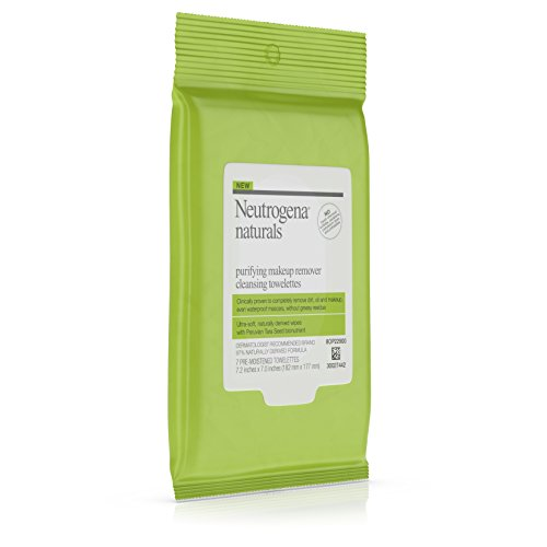 Neutrogena Naturals Makeup Remover Wipes Review
