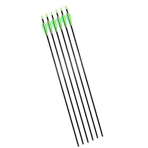 carbon arrows green - 7