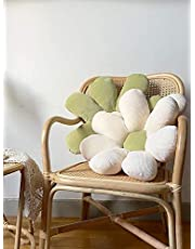 BARMI Flower Pillow Decorative Throw Pillows Flower Shaped Cute Pillow Flower Plush Pillow Decorative Pillows for Teen Girls Cute Throw Pillows
