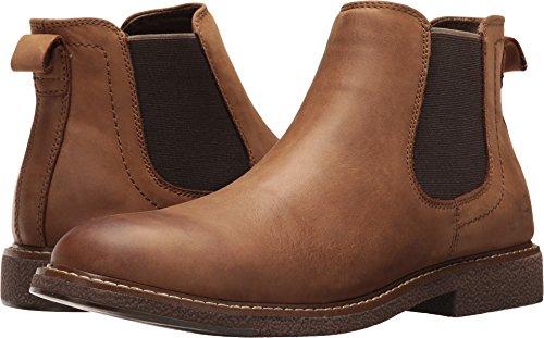 Dockers Men s Stanwell Chelsea Boot, Brown-215, 10.5 M US