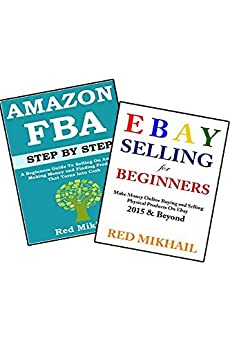 Amazon.com: FBA AMAZON VS. EBAY SELLING BUNDLE eBook: Red