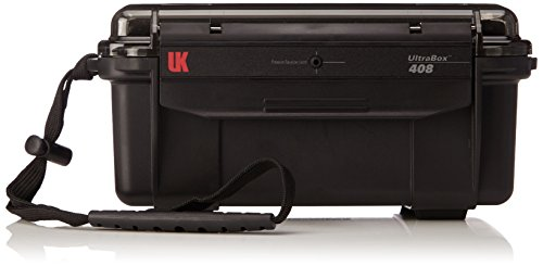 UK Lights Koffer Ultrabox 408 23 cm 2.40 Liters Schwarz 219791