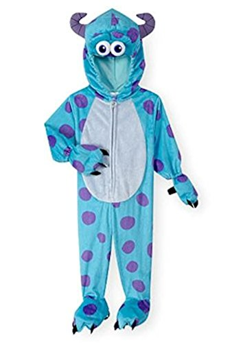 Disney Baby / Toddler Little Boys Monsters, Inc. Sulley Dress Up Halloween Costume (3-6 -
