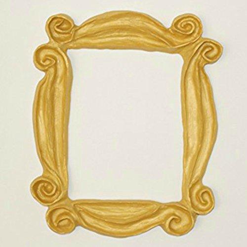 FRIENDS TV Yellow Peephole  FRIENDS FRAME . #1 Replica. As seen in Monica's door in FRIENDS. 100% Handmade. It's the best replica you can find. Great present for a FRIENDS fan!