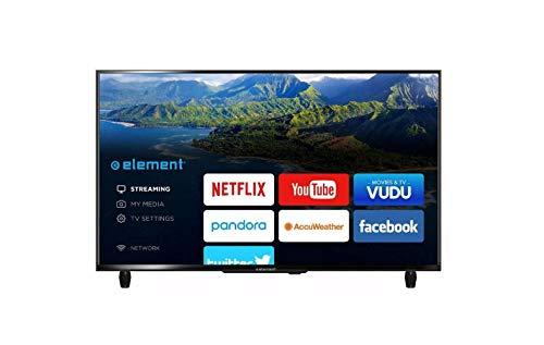 "Element 40"" Class FHD (1080P) Smart LED TV (ELST4017) (Renewed)"