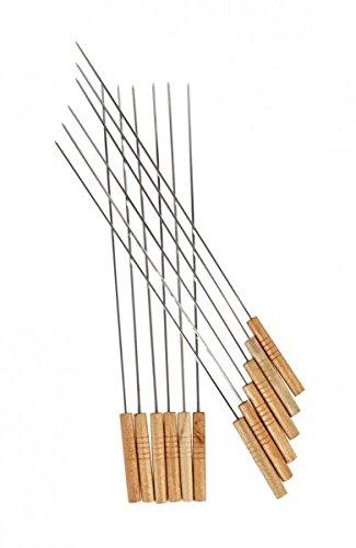 BBQ Grillspieße 12er Set 48cm