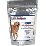 Super Joint Enhancer Soft Chews For Medium and Large Dog 180ct, My Pet Supplies