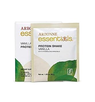 Arbonne – Protein Shake Mix – 10 Pack Vanilla