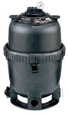 (Sta-Rite PLM150 System:2 Modular Media PLM Series Pool Filter, 150 Square Feet, 56-150 GPM)
