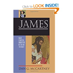 James (Baker Exegetical Commentary on the New Testament) Dan G. McCartney, Robert Yarbrough and Robert Stein