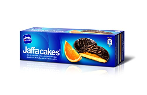 Jaffa Cakes - Biscuit and Jelly Covered Chocolate, 150g ()