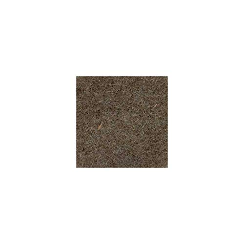 (MACs Auto Parts 28-56980 Upholstery Fabric - Mocha Brown Worsted Wool Plush - 54