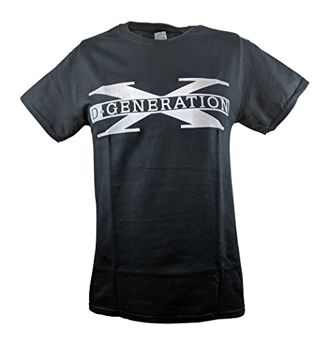 eration X Two Words Suck It Classic Logo Black T-Shirt-M ()