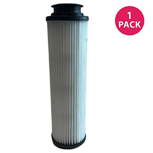 40140201 Hepa Filter Replacement - Crucial Vacuum Filter Replacement Parts Compatible With Hoover Part # 471062, 40140201, 43611042, 42611049, F923 - Fits Hoover Windtunnel Bagless HEPA Style Filter - Perfect Filters - Bulk (1 Pack)