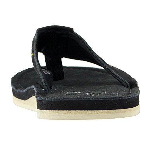 Sandal Harvey Guy Guy Harvey Yellowfin Black nREn47qwZx
