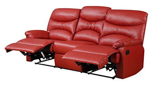 Top 10 Best Leather Recliner Sofas Reviews 2016 2017 On
