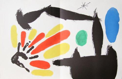 Amazon.com: Les Essencies de la Tierra 11: Joan Miro: Fine Art