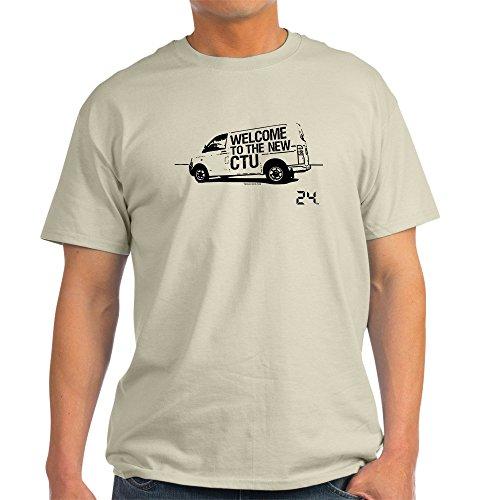 CafePress 24 CTU Van 100% Cotton T-Shirt ()