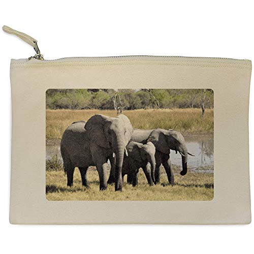 custodia Accessori cl00004414 pochette 'Elephants' pochette per Azeeda 6z5zwfqv