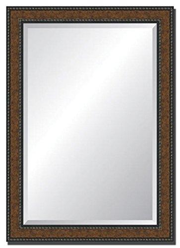 "Tangletown Fine Art Wall Mirror with Burlwood Look Frame. 30"" x42 from Tangletown Fine Art"