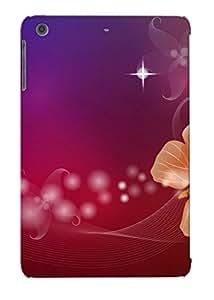 High Quality Ncmyqi-6659-nhbpfeh Orange Butterfly Tpu Case For Ipad Mini/mini 2