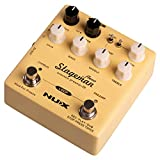 NUX Stageman Floor Acoustic Preamp/DI Pedal with
