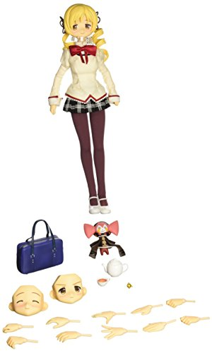 Medicom Puella Magi Madoka Magica: Tomoe Mami Uniform Real Action Heroes Figure