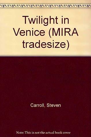 book cover of Twilight in Venice
